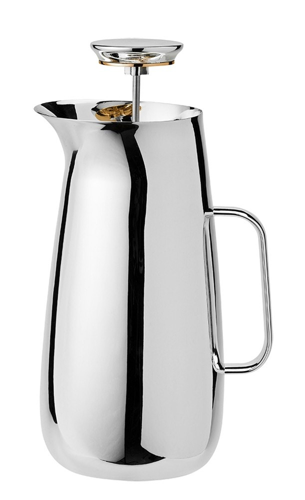 Stelton Forster Press Tea Maker