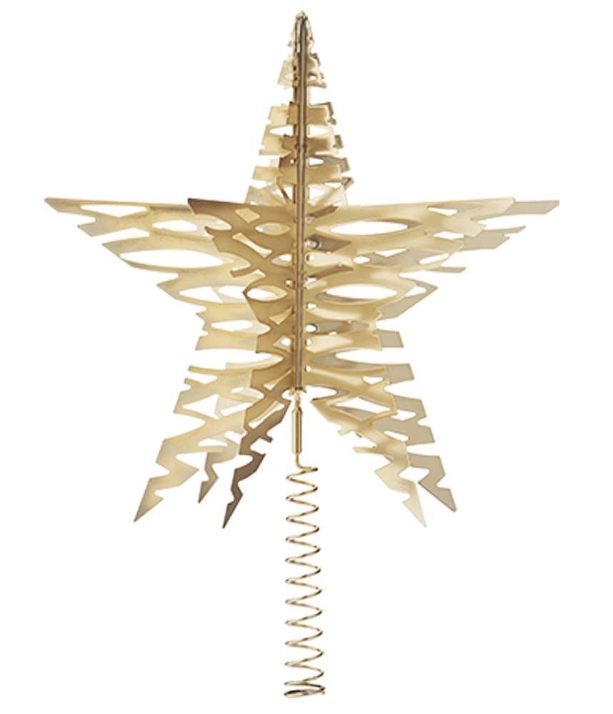 Stelton Tangle Christmas Tree Top Star