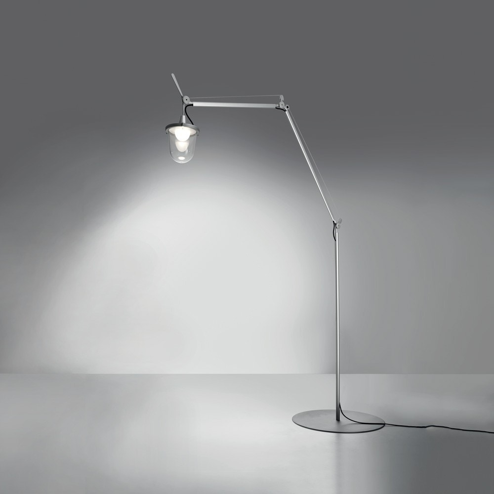floor dot tripod lamps lgstlt modern lamp smoke stilt sk blu