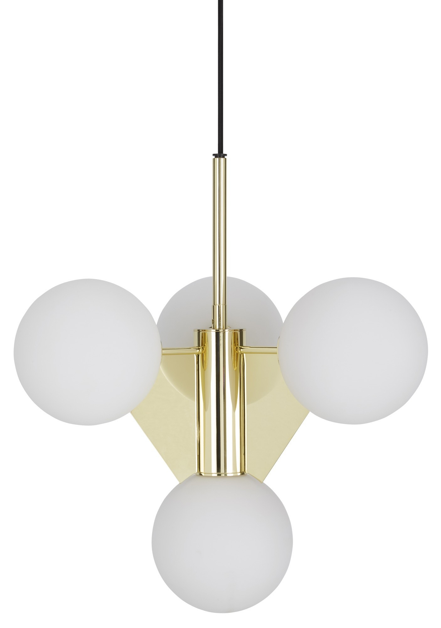 Tom Dixon Plane Short Chandelier
