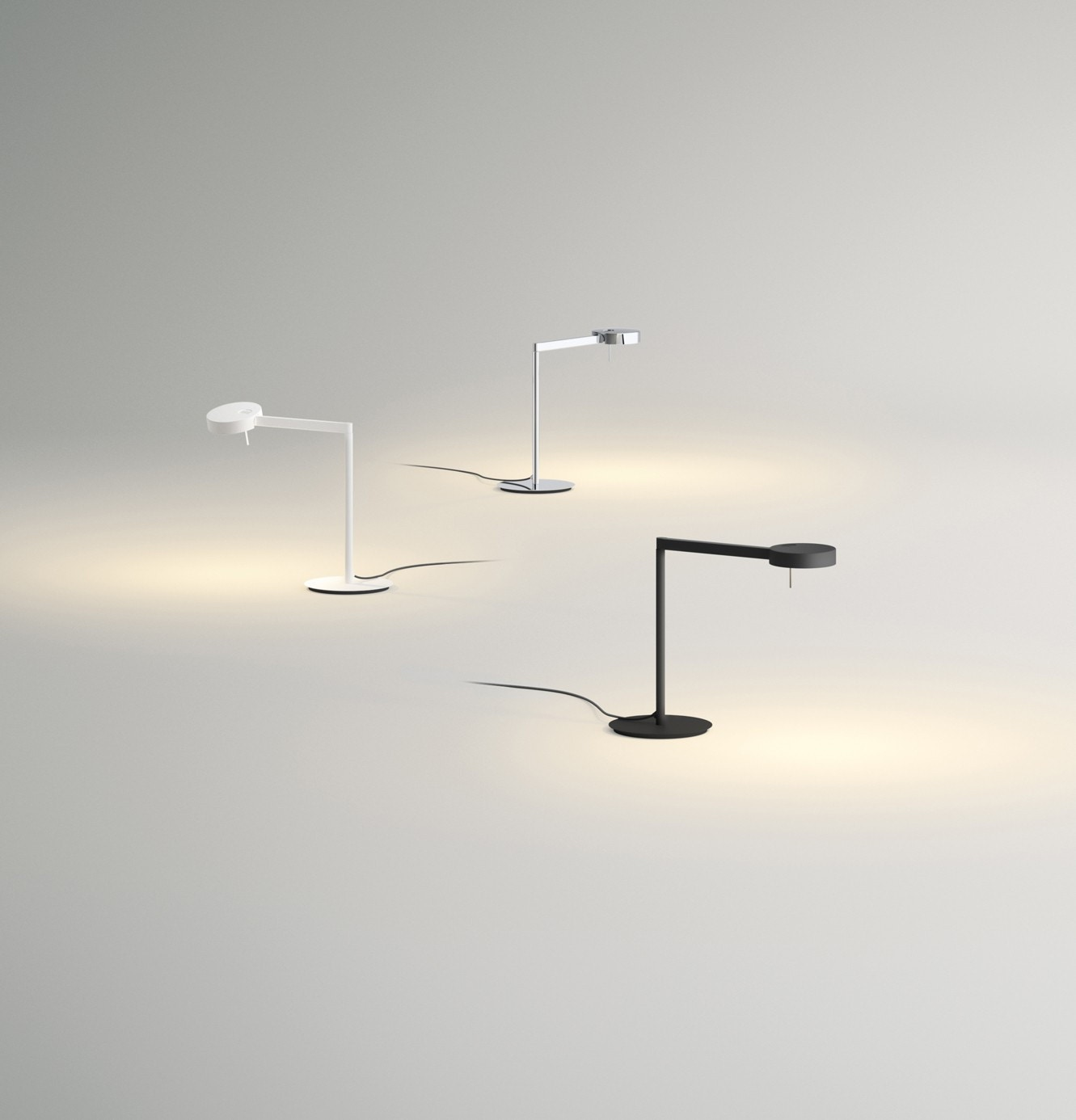Led Table Lights Part - 46: Vibia Swing LED Table Lamp