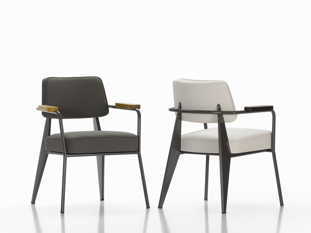 Vitra Fauteuil Direction Chair Modern Planet