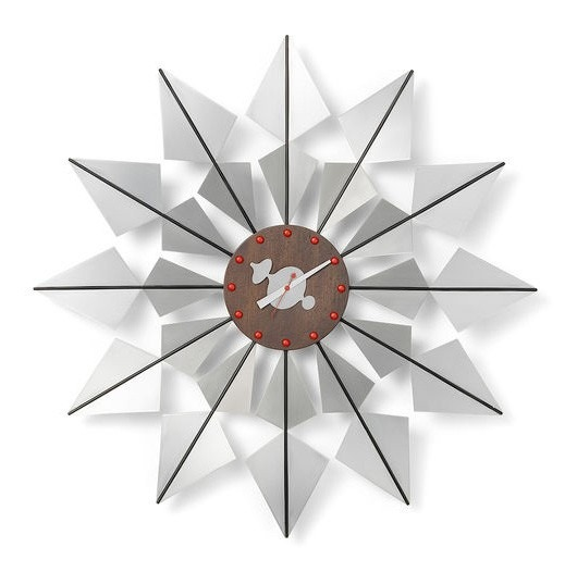 Vitra George Nelson Clock - Flock of Butterflies