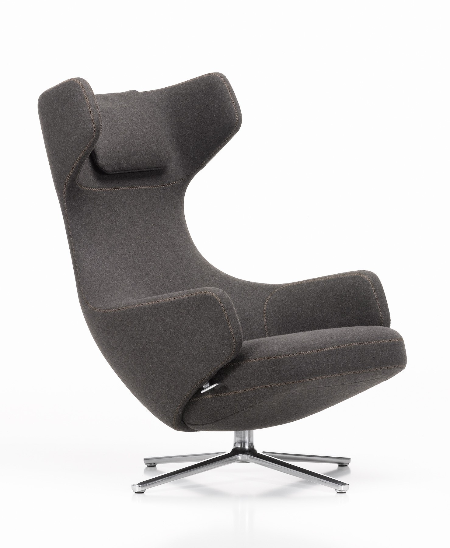 Magnificent Vitra Grand Repos Lounge Chair Inzonedesignstudio Interior Chair Design Inzonedesignstudiocom