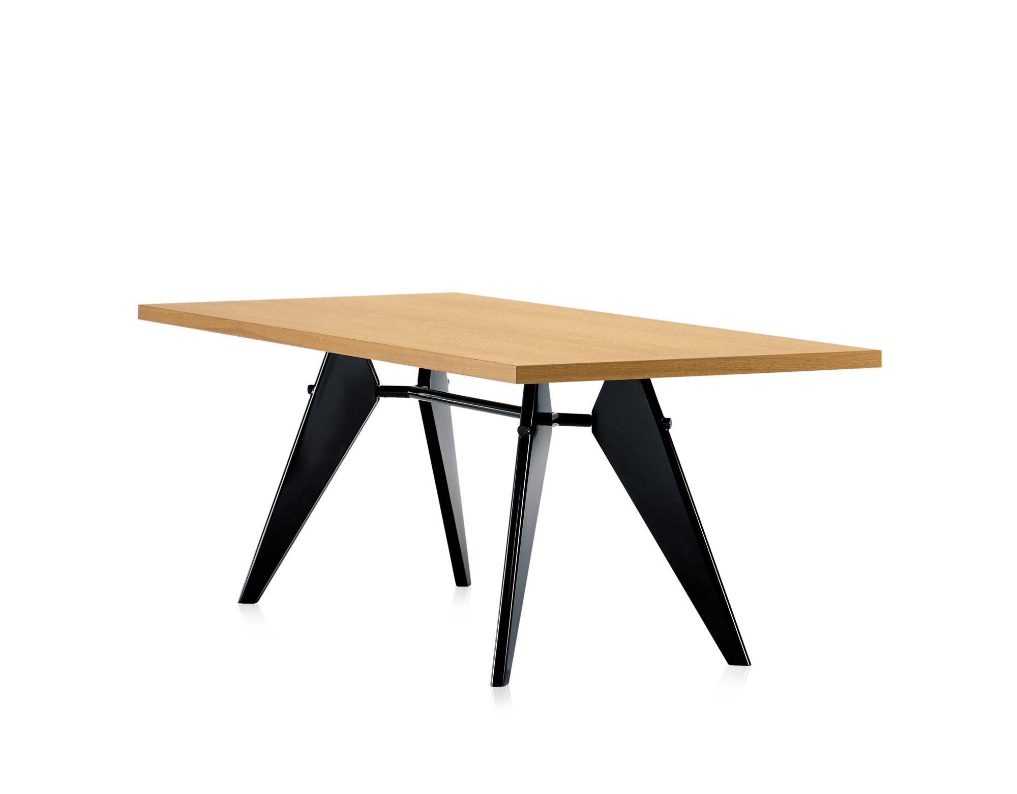Fabuleux Vitra Jean Prouve EM Table - Modern Planet NU22