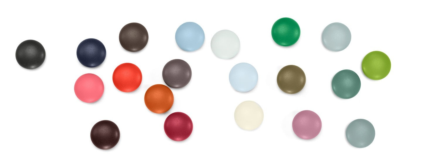 Vitra Magnet Dots (Set of 5)