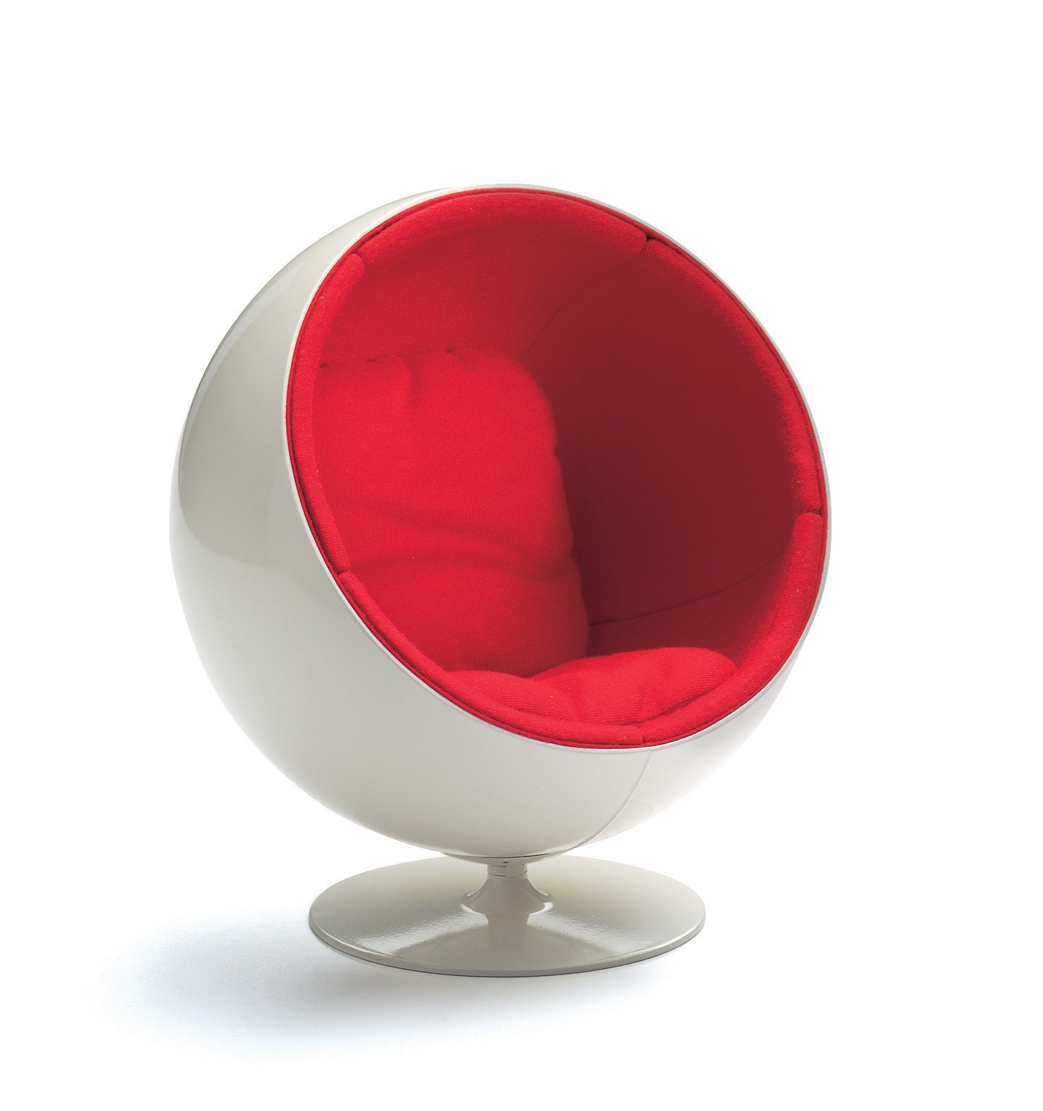 Awesome Vitra Miniatures Ball Chair Short Links Chair Design For Home Short Linksinfo
