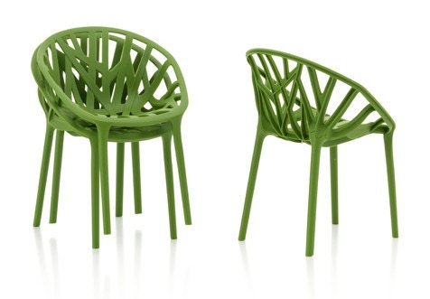 Vitra Miniatures Vegetal Chair (Set of 3)