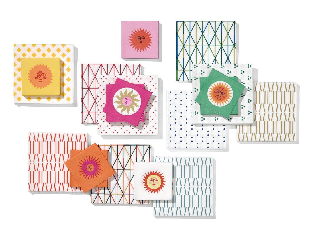 Vitra Paper Napkins (Package of 12)