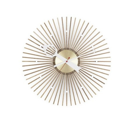 Vitra George Nelson Clock - Popsicle Clock