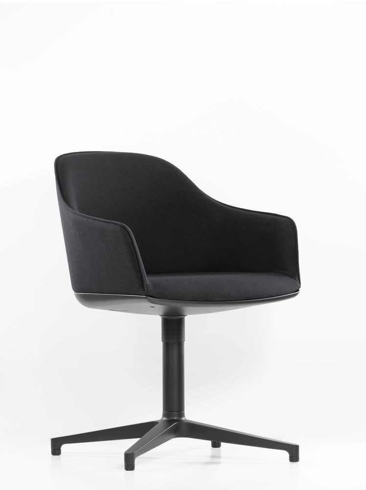 Vitra SoftShell Chair (Four-Star Base)