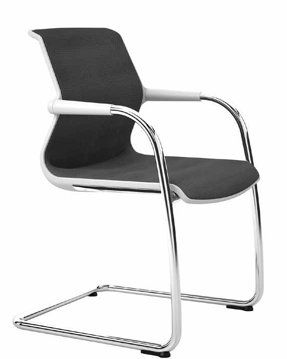 Vitra Unix Chair (Cantilever Base)