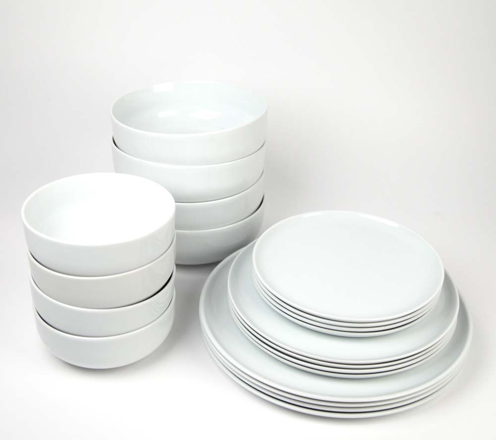 menu new norm dinnerware starter set  modern planet -