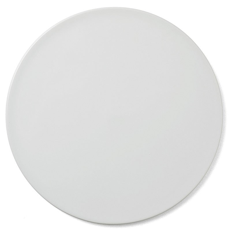 Menu New Norm Plate/Lid (White)