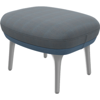 Fritz Hansen Ro Lounge Footstool