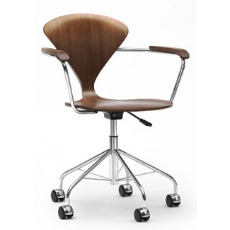 Cherner Task Chair With Arms