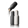 Menu Bottle Grinders (Set of 2) Carbon/Ash (Wood Lid)