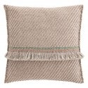 GAN Garden Layers Diagonal Big Pillow
