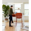 Haworth Maari 4-Leg Stool