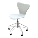 Fritz Hansen Series 7™ Swivel Chair (Fully Upholstered)