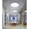Vibia Big 0532/0533 Flush Mount LED Ceiling Lamp with Ring