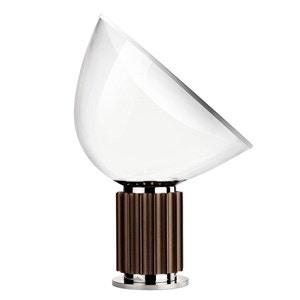 Flos taccia table lamp modern planet adonized aluminum anodized bronze aloadofball Images