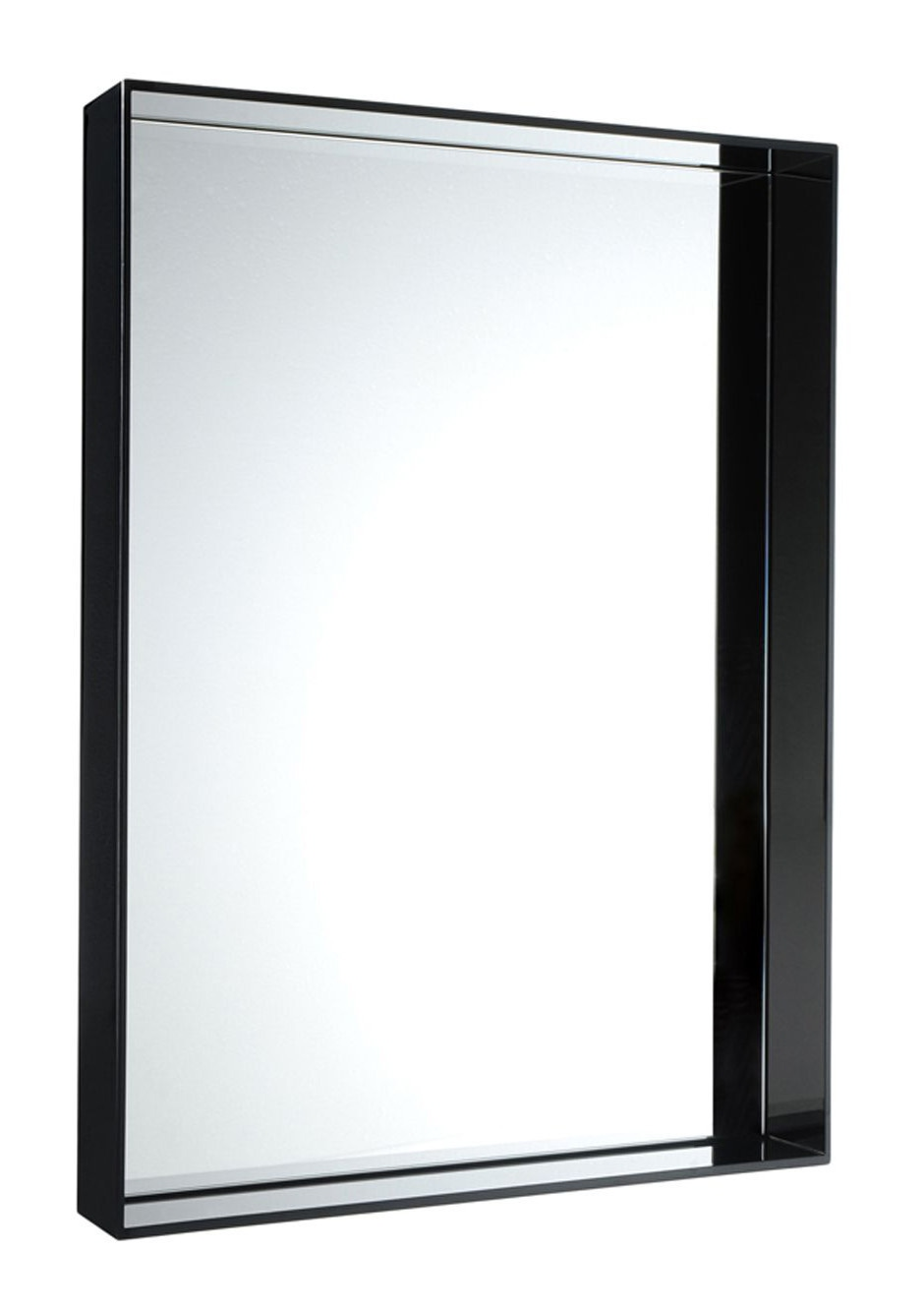 Kartell only me 50x70 mirror mirrors home accessories for Miroir 70 x 50