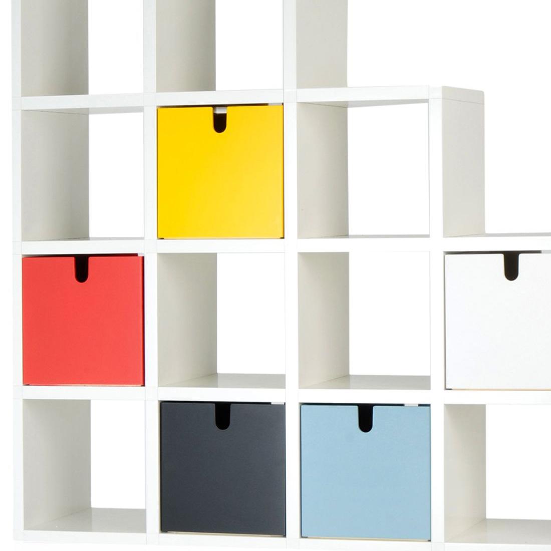 Kartell Polvara Modular Bookshelf Accessories Cube Pack Of One
