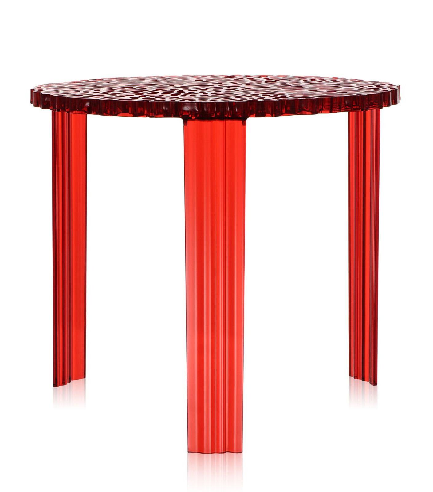 Kartell t table table modern planet for Table kartell
