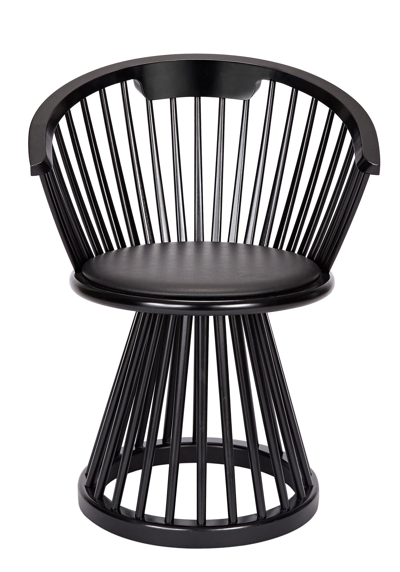 Tom Dixon Fan Dining Chair Tom Dixon