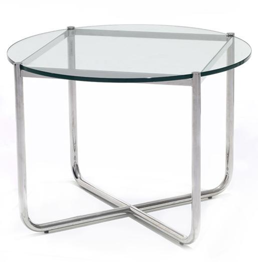 knoll ludwig mies van der rohe mr table modern planet. Black Bedroom Furniture Sets. Home Design Ideas
