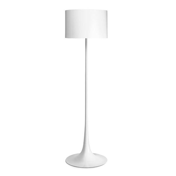 Flos spun light f floor lamp modern planet black white mozeypictures Choice Image