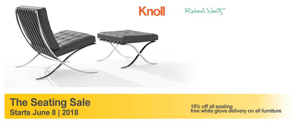 Knoll seat