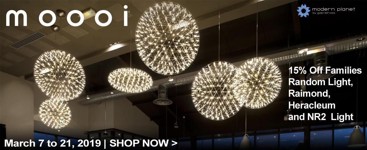 Moooi Select Lighting Sale