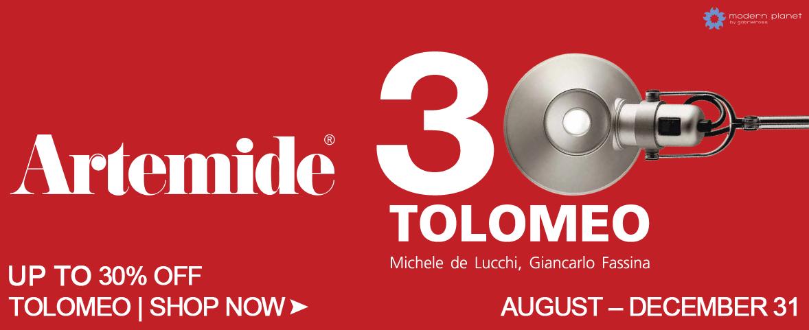 Tolomeo 30yr Promo