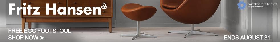 Fritz Hansel Egg Chair