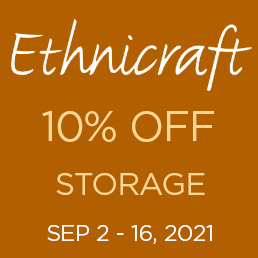 Ethnicraft Sale