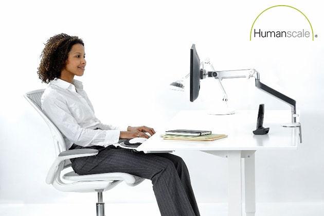 Humanscale Ergonomic Office Design
