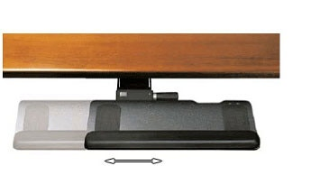 Humanscale Keyboard Tray Lateral Slider