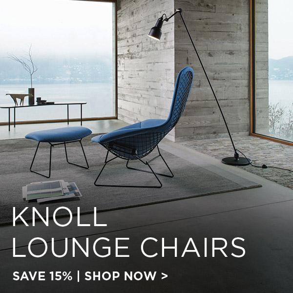 Knoll Lounge Chairs, Save 15%