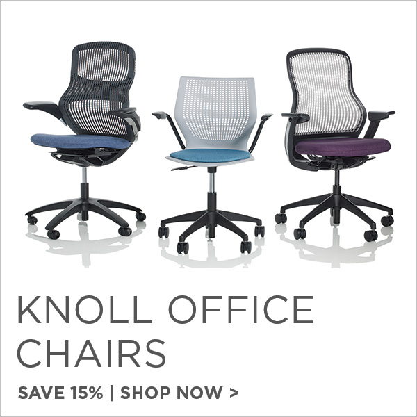 Knoll Office Chairs on Sale, Save 15%