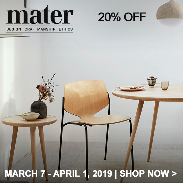 Save 20% on Mater