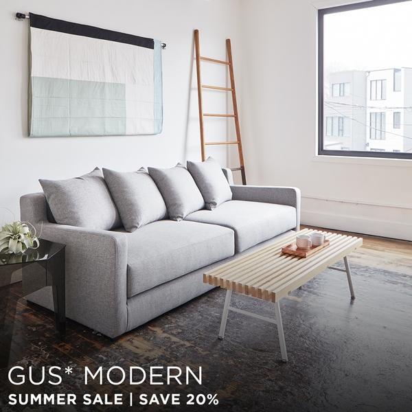 Gus Modern Sale